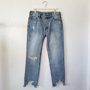 We The Free (Free people)   distressed Jean's